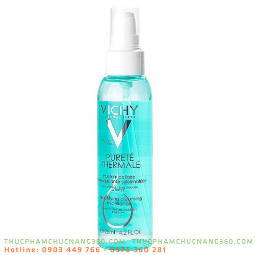 Dầu Tẩy Trang Purete Thermale Beautifying Cleansing Micellar Oil