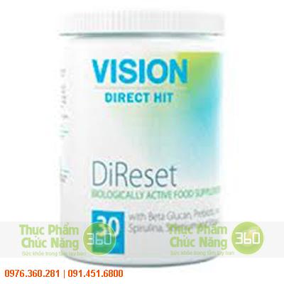 DiReset - tăng cường hệ miễn dịch