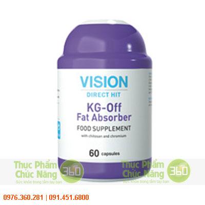 Thực phẩm chức năng Vision Fat Absorber