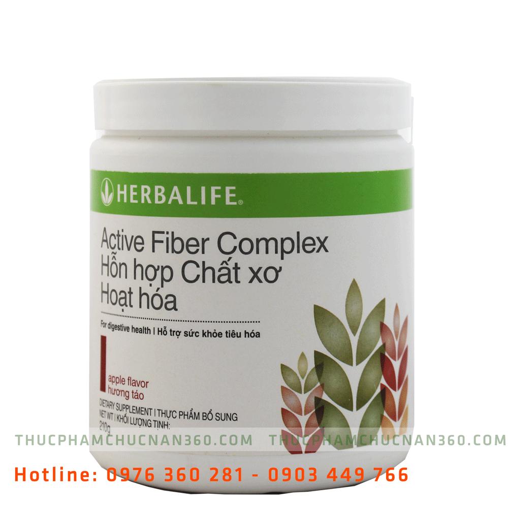 Hỗn Hợp Chất Xơ Hoạt Hóa Herbalife Active Fiber Complex