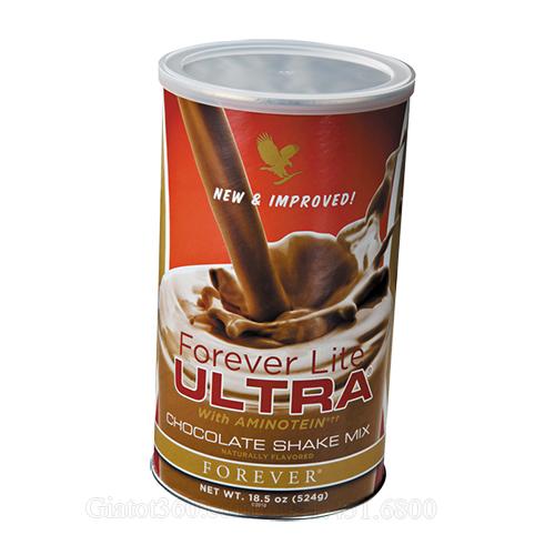 Forever Lite Ultra hương chocolate bột dinh dưỡng ít béo hương chocolate