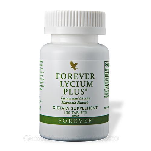Forever Lycium Plus bổ sung dưỡng chất  tự nhiên từ thực vật