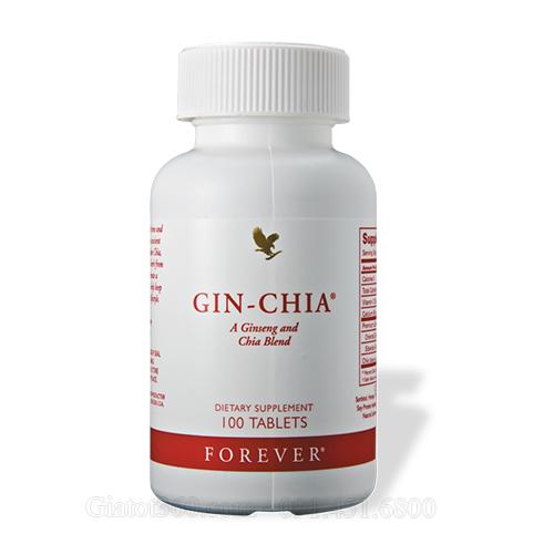 Viên bổ sung dinh dưỡng forever ginchia