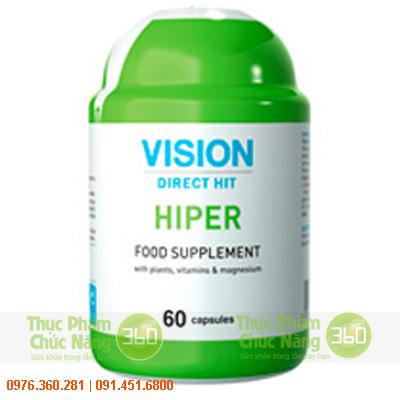 Hiper Vision hỗ trợ trí lực và cảm xúc