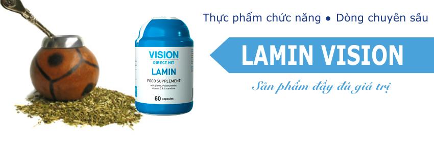 Tác dụng của Lamin Vision