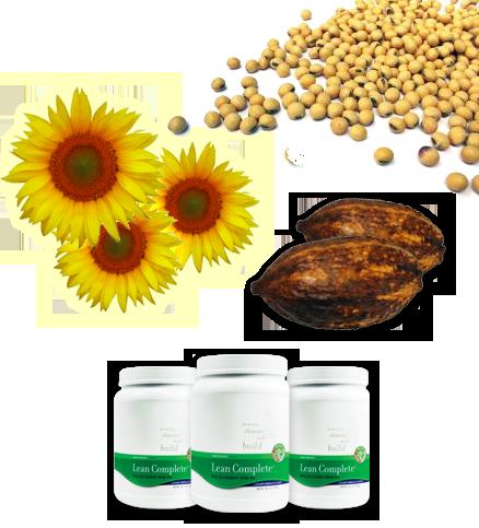 Lean complete Unicity - Thức uống dinh dưỡng tuyệt vời để thay thế bữa ăn.