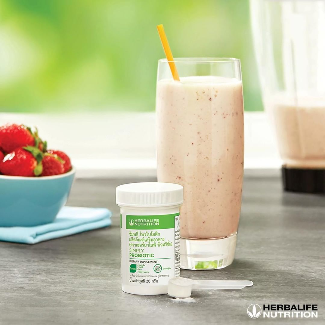 men vi sinh simple probiotic herbalife