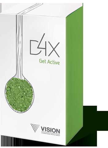 D4X smart food Get Active