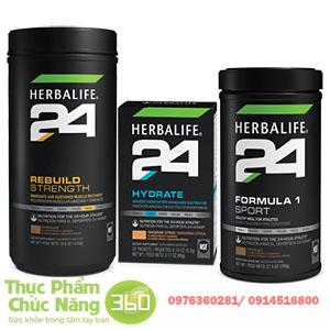 dinh dưỡng thể thao Herbalife cho vận động viên