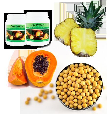Soy Protein Unicity - Đạm đậu nành bổ sung dinh dưỡng