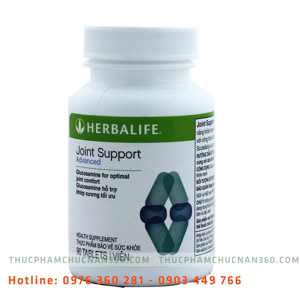Herbalife Joint Support Advanced Duy trì khớp xương khỏe mạnh