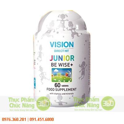 Thực phẩm chức năng vision be wise