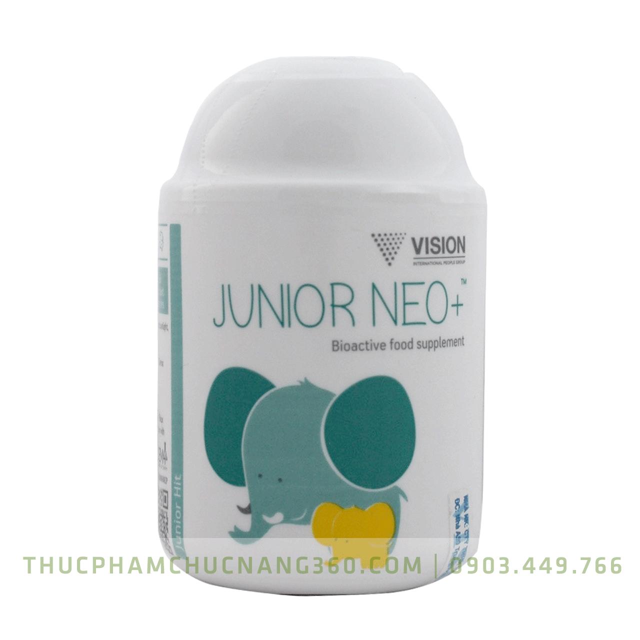 Lifepac Junior Neo - Thực phẩm chức năng Vision