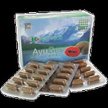 AyUGes - Klink tăng cường chức năng hệ tiêu hóa, giảm chướng bụng, đầy hơi.