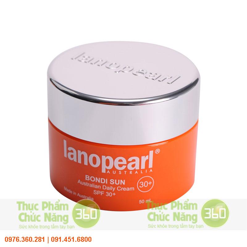 Kem chống nắng và dưỡng da cao cấp SPF30 - Lanopearl