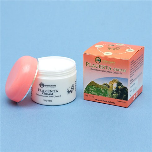 Kem nhau thai cừu Golden Health Placenta Cream