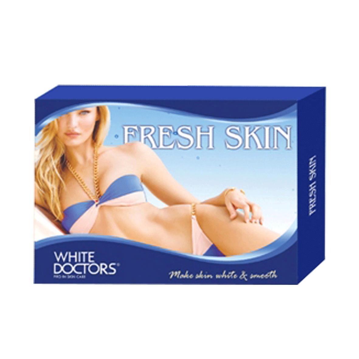 White Doctors Fresh Skin Kem tẩy tế bào chết làm trắng da