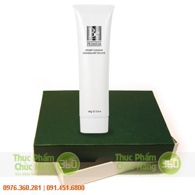 Kem tẩy trang và làm sạch da Unicity - Be Premium Creamy Cleanse