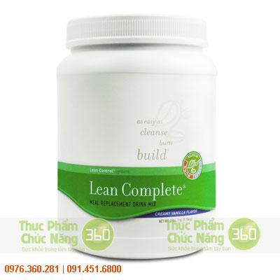 Lean Complete Unicity - Bữa ăn làn mạnh