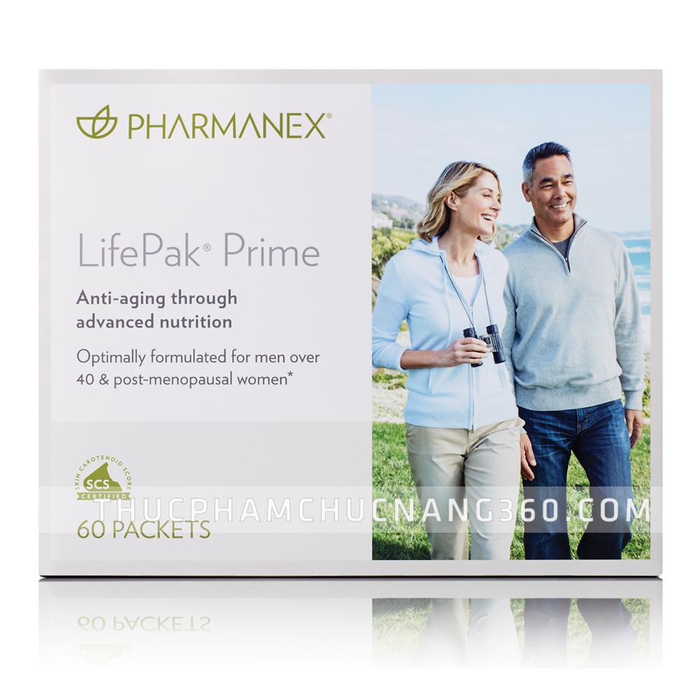 LifePak Prime Anti-Aging Formula