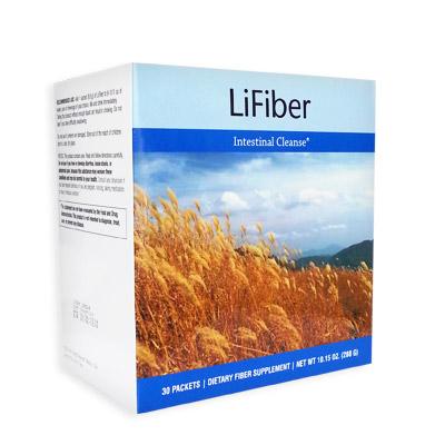 LiFiber hỗ trợ loại bỏ chất thải đường ruột, chống táo bón.
