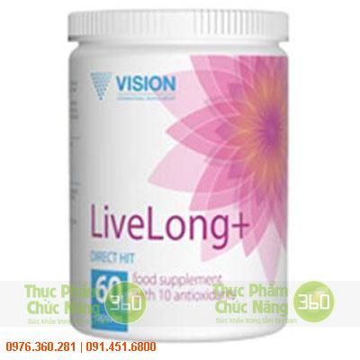 LiveLong - Đem thời gian trở lại