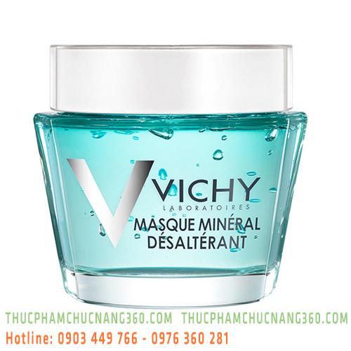 Mặt Nạ Khoáng Giúp Làm Dịu Da Vichy Quenching Mineral Mask