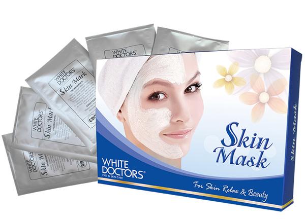 Mặt nạ White Doctors Skin Mask trắng da dưỡng da ngăn mụn hiệu quả