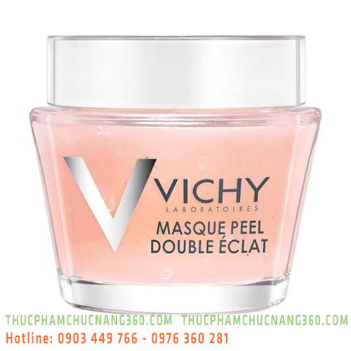 Mặt nạ làm trắng da Vichy Double Glow Peel Mask