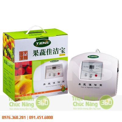 Máy rửa rau quả Tiens