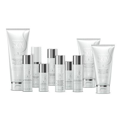 Bộ Herbalife skin tối ưu 9 sản phẩm tươi trẻ làn da trong 7 ngày