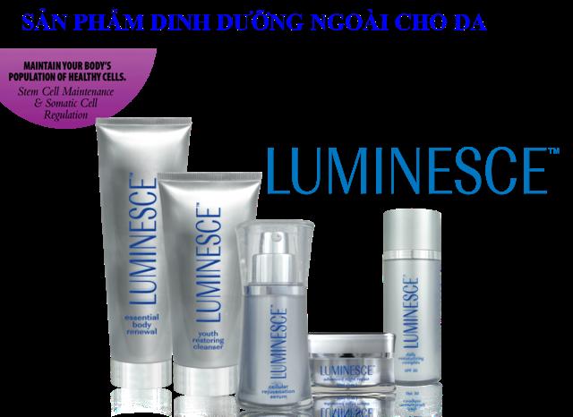 Hướng dẫn sử dụng bộ mỹ phẩm Jeunesse Luminesce để có kết quả tốt nhất