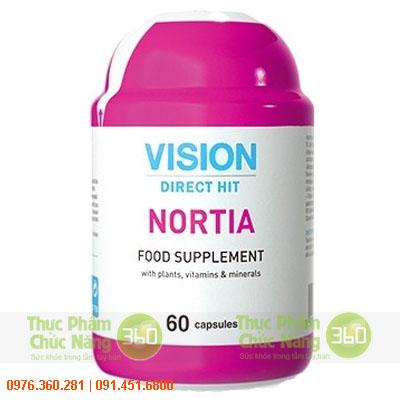 Nortia - Thực phẩm chức năng Vision