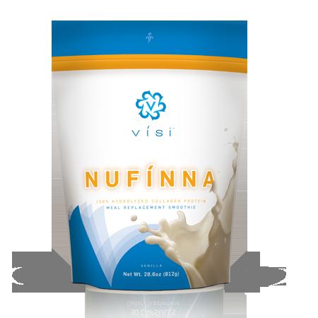 Nufínna Visi Cải thiện vẻ bề ngoài như da, tóc và móng tay
