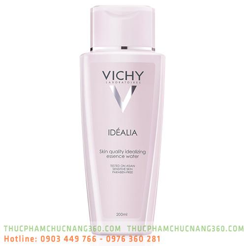 Nước Cân Bằng Ngăn Lão Hóa Sớm Vichy Idealia Skin Quality Idealizing Essence Water