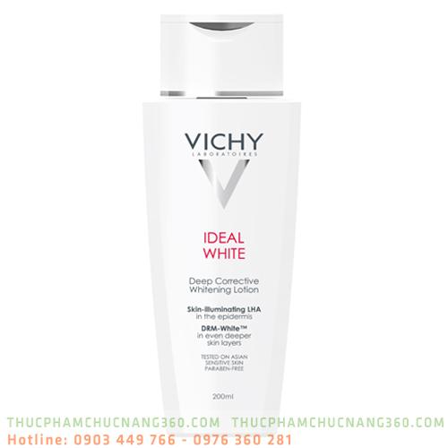 Nước Cân Bằng Làm Trắng Da Vichy Ideal White Deep Corrective Whitening Lotion