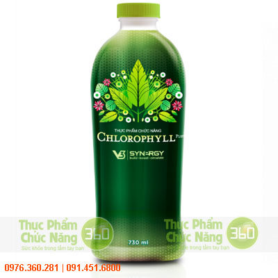 Nước Diệp Lục Synery - Chlorophyll (Synergy)