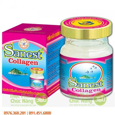 Nước yến sào Sanest  Collagen