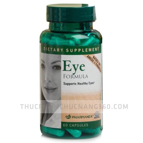 Nuskin Eye Formula - Bổ mắt, hỗ trợ điều trị các bệnh về mắt