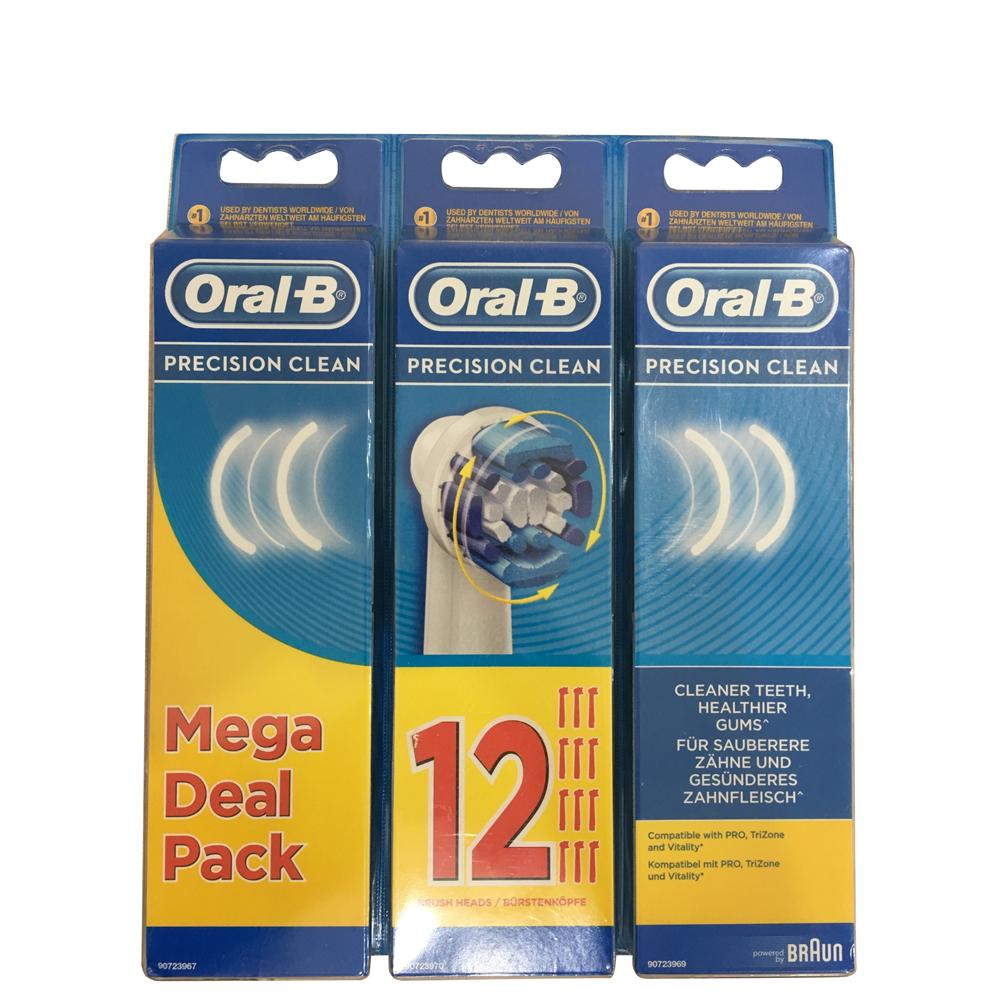 Đầu bàn chải đánh răng điện Oral-B Braul Precision Clean