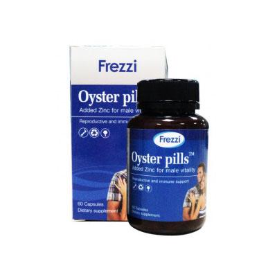 Oyster Pill Frezzi hỗ trợ tăng cường sinh lý
