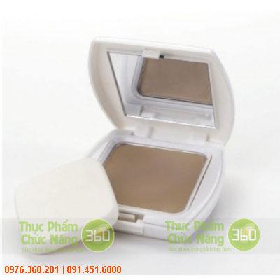 Phấn phủ trang điểm dạng nén Nuskin - Custom Colour MoisturShade® WetDry Pressed Powder