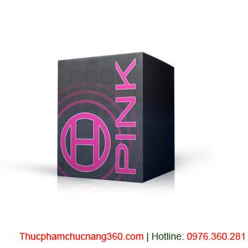 Pink bhip - Thảo mộc giúp nâng, nở ngực tự nhiên, làn da mịn màng tươi trẻ