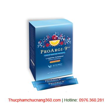 ProArgi-9 synergy - Hỗ trợ điều trị bệnh tim mạch