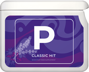 P Classic Hit - Pax Forte Vision mẫu mới - chống căng thẳng thần kinh