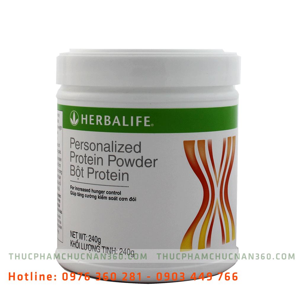 Sữa giảm cân Herbalife - Thực phẩm ăn kiêng protein