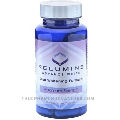 Relumins Advance White Oral Capsule - Viên uống trắng da cao cấp