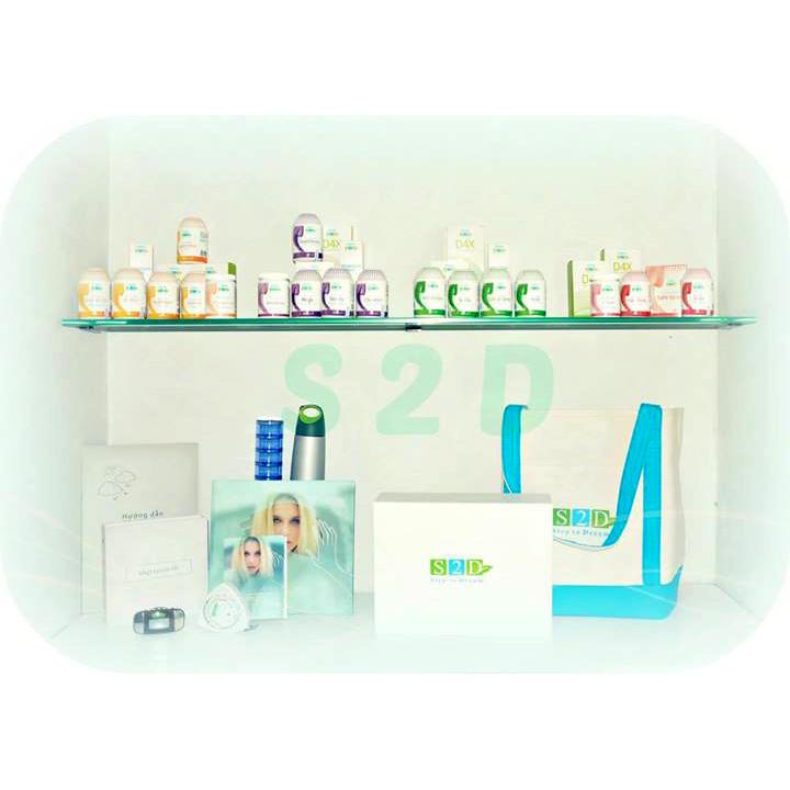 S2D - Step To Dream Super Pack Vision giúp trẻ khỏe đẹp toàn diện trong 100 ngày