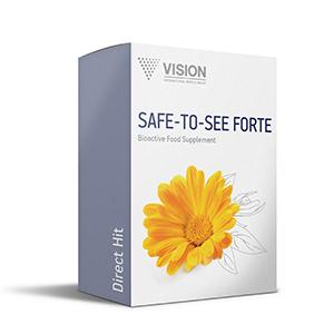 Vision Safe 2C Forte Giúp tăng cường thị lực