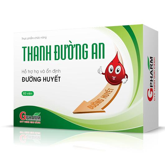 Thanh đường an dùng cho người tiểu đường